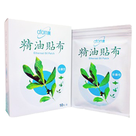 Miếng Dán Giảm Đau Atomy Ethereal Oil Patch