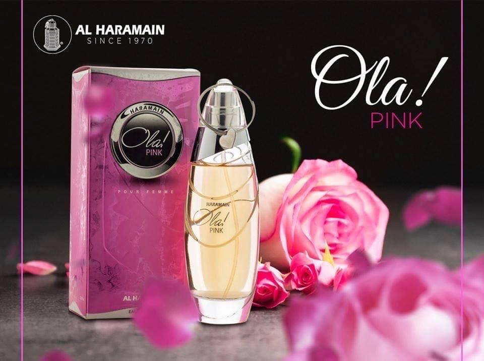 Al Haramain OLA!PINK Spray 100ml