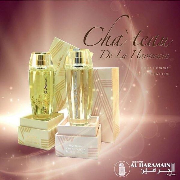 Chateau De La Haramain Argent Spray 100ml - MSP: AHP1891