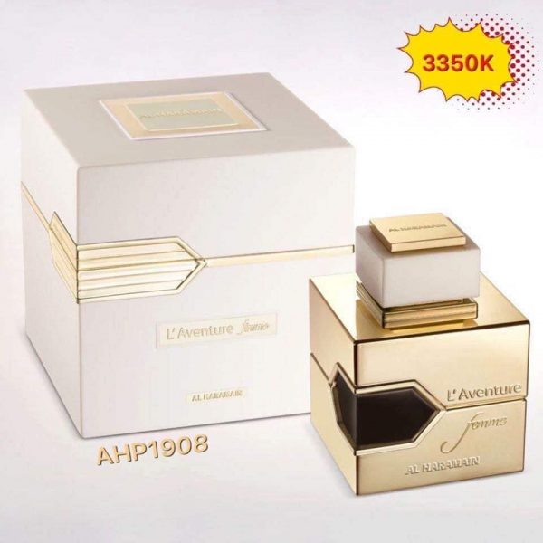 Al Haramain L'Aventure Femme Spray 100ml - MSP: AHP1908