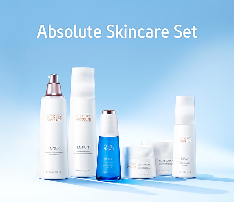 Atomy Absolute Cellactive Skincare Reviews